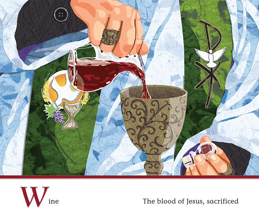 """""""W"""" is for Wine"""